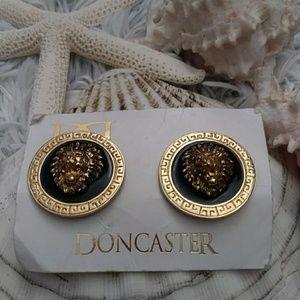 Doncaster vintage clip earrings